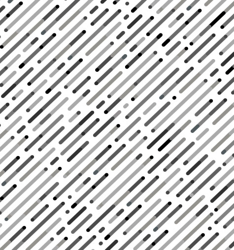 Overlapping Lines pattern sample