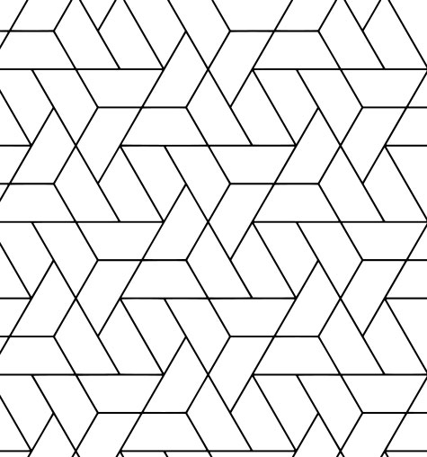 Trellis Sample Pattern