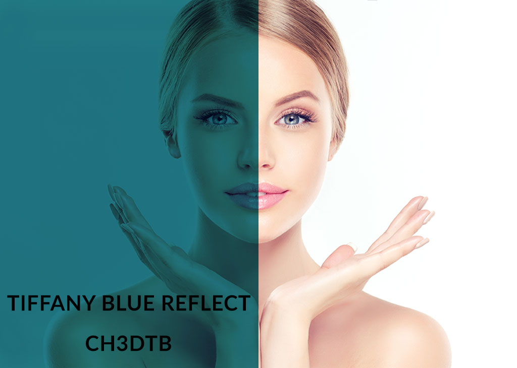 Tiffany Blue Reflect
