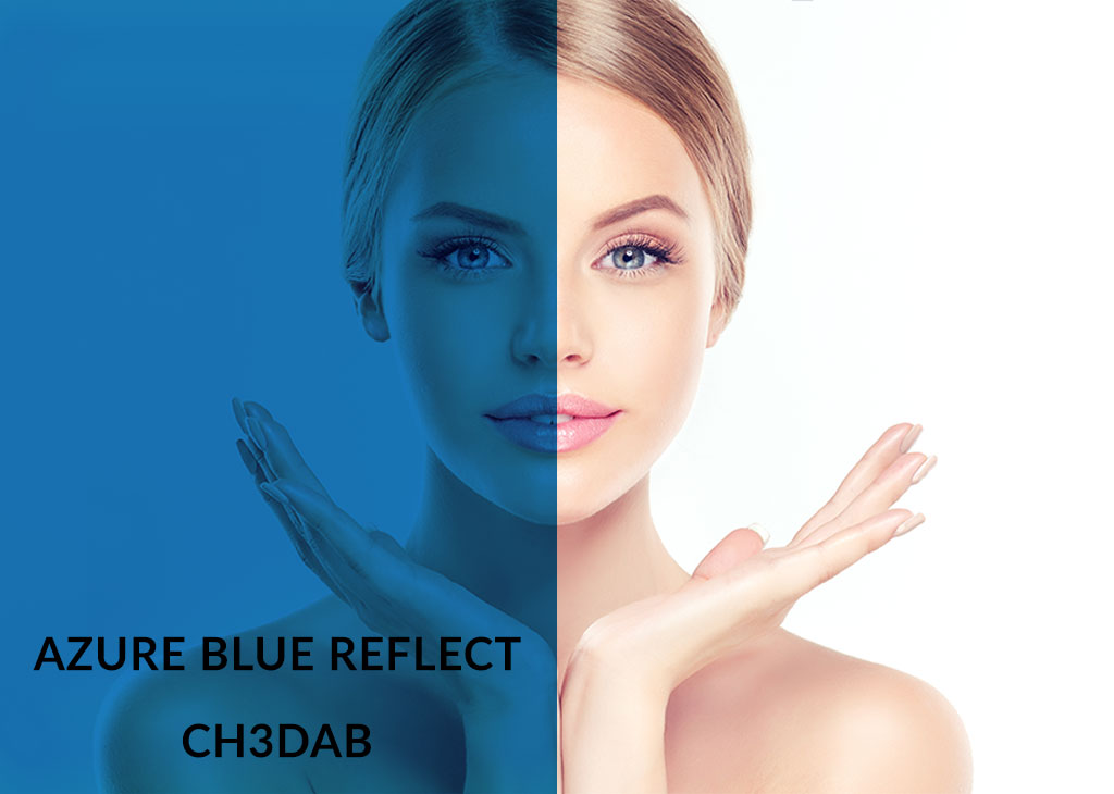 Azure Blue Reflect